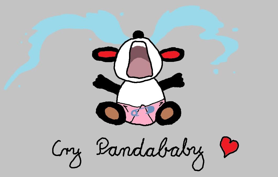 Cry Pandababy