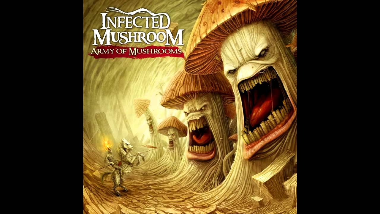 Infected Mushroom - The Pretender
