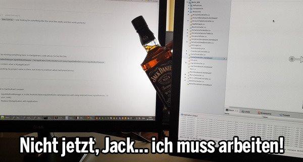 Nicht Jetzt Jack